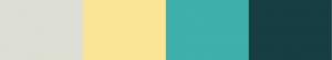 grey yellow rich green colour palette