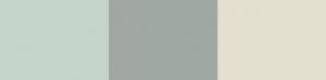 soft tone colour palette for web design