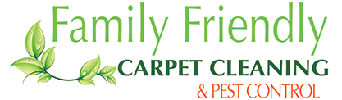Family Friendly Carpet Cleaning Logo