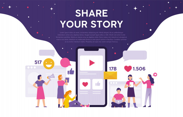 build your story